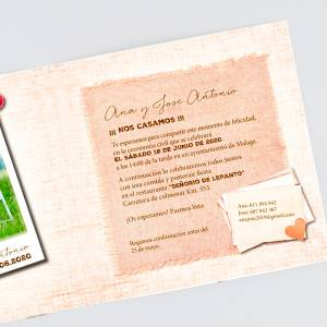 Imagen Originales Amor Amor A106078 - Impresión 2 caras