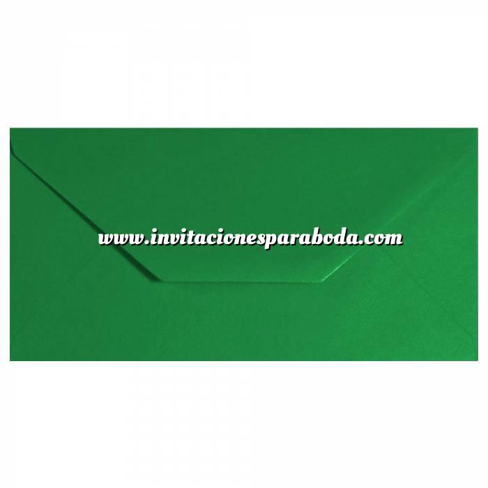 Imagen Sobre Americano DL 110x220 Sobre verde oscuro DL - Verde Navidad (AF30DL)