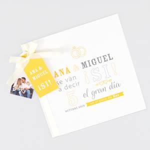 Invitaciones de Boda_Originales