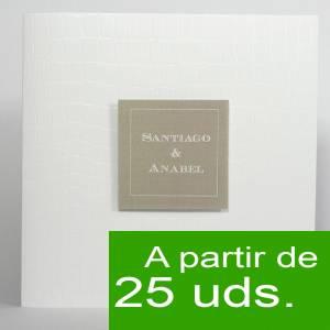 Modernas - Amor Amor 4007 - Beige y tarjeta de visita