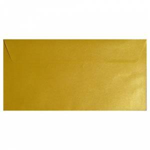Sobre Americano DL 110x220 - Sobre textura amarillo DL