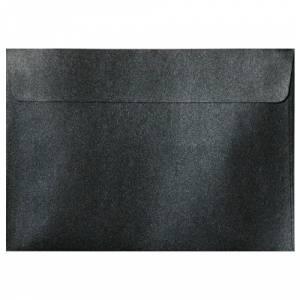 Sobres C5 - 160x220 - Sobre Perlado negro c5