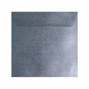 Sobres Cuadrados - Sobre textura negro Cuadrado